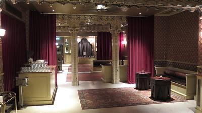 victorian bath house / armenian rest. option