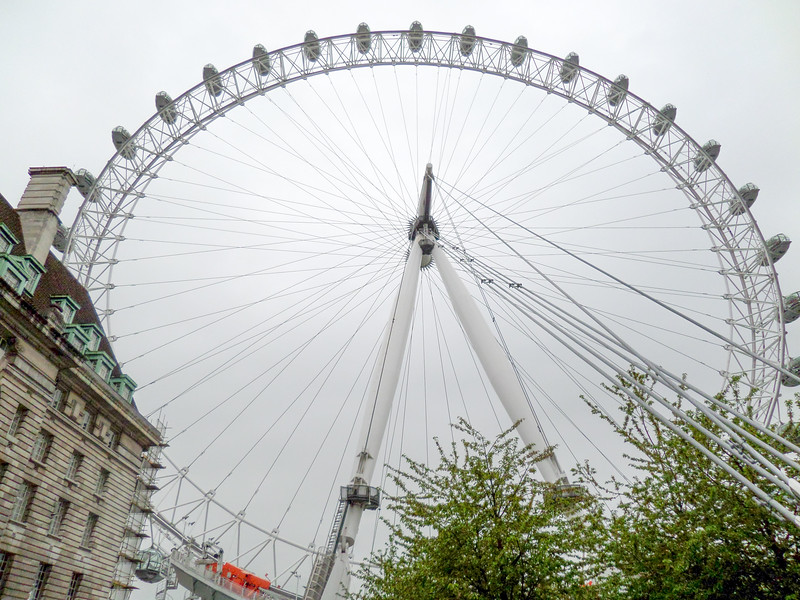 London Eye in London, United Kingdom