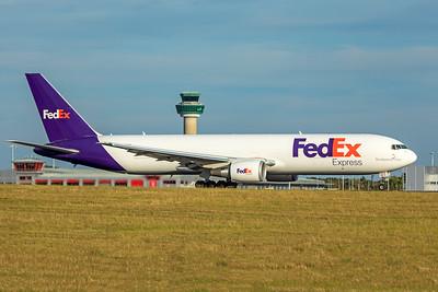 Federal Express Boeing 767-3S2F(ER) N112FE 9-14-19