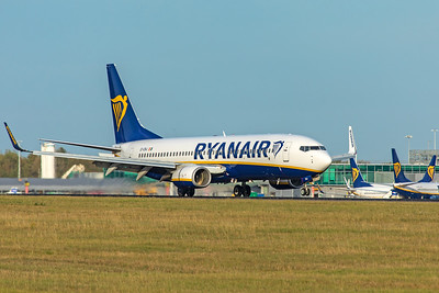 Ryanair Boeing 737-8AS EI-ENJ 9-14-19