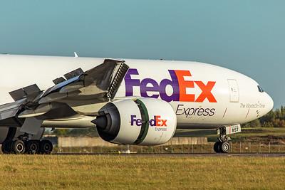 FedEx Express Boeing 777-FS2 N857FD 9-14-19