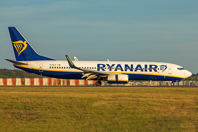 Ryanair Boeing 737-8AS EI-DLV 9-14-19