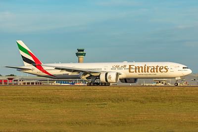 Emirates Boeing 777-31H(ER) A6-EPY 9-14-19 2