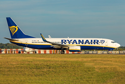 Ryanair Boeing 737-8AS EI-DWJ 9-14-19