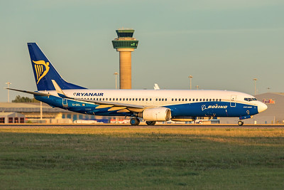 Ryanair Boeing 737-8AS  EI-DCL 9-14-19