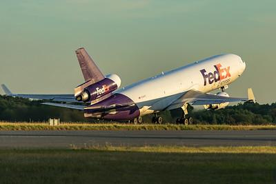 FedEx Express McDonnell Douglas MD-11F N594FE 9-14-19