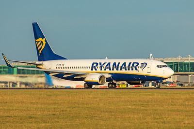 Ryanair Boeing 737-8AS EI-EME 9-14-19