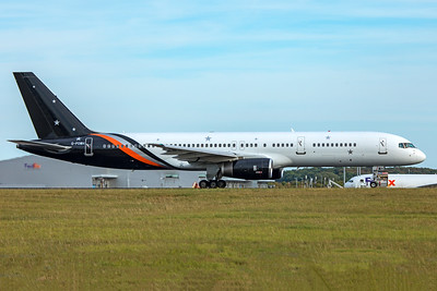 Titan Airways Boeing 757-256 G-POWH 9-14-19