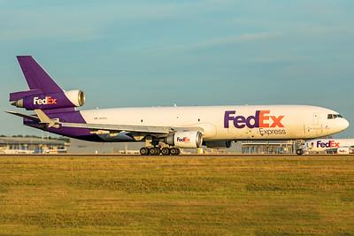 FedEx Express McDonnell Douglas MD-11F N594FE 9-14-19 4