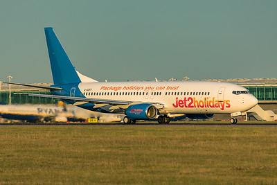 Jet2 Boeing 737-85P G-GDFF 9-14-19