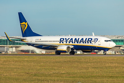 Ryanair Boeing 737-8AS EI-DCR 9-14-19