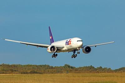 FedEx Express Boeing 777-FS2 N857FD 9-14-19 2