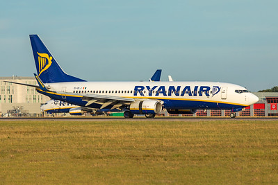 Ryanair Boeing 737-8AS EI-DLJ 9-14-19