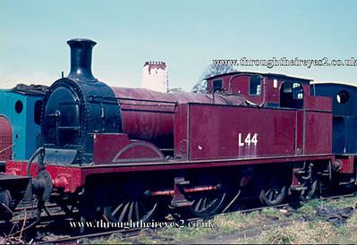 London Transport + Metropolitan/LNER Locomotives