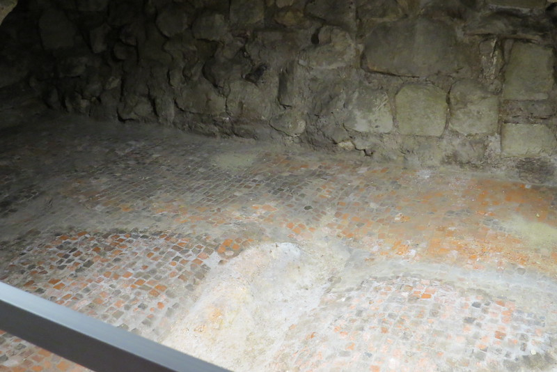 Roman Pavement