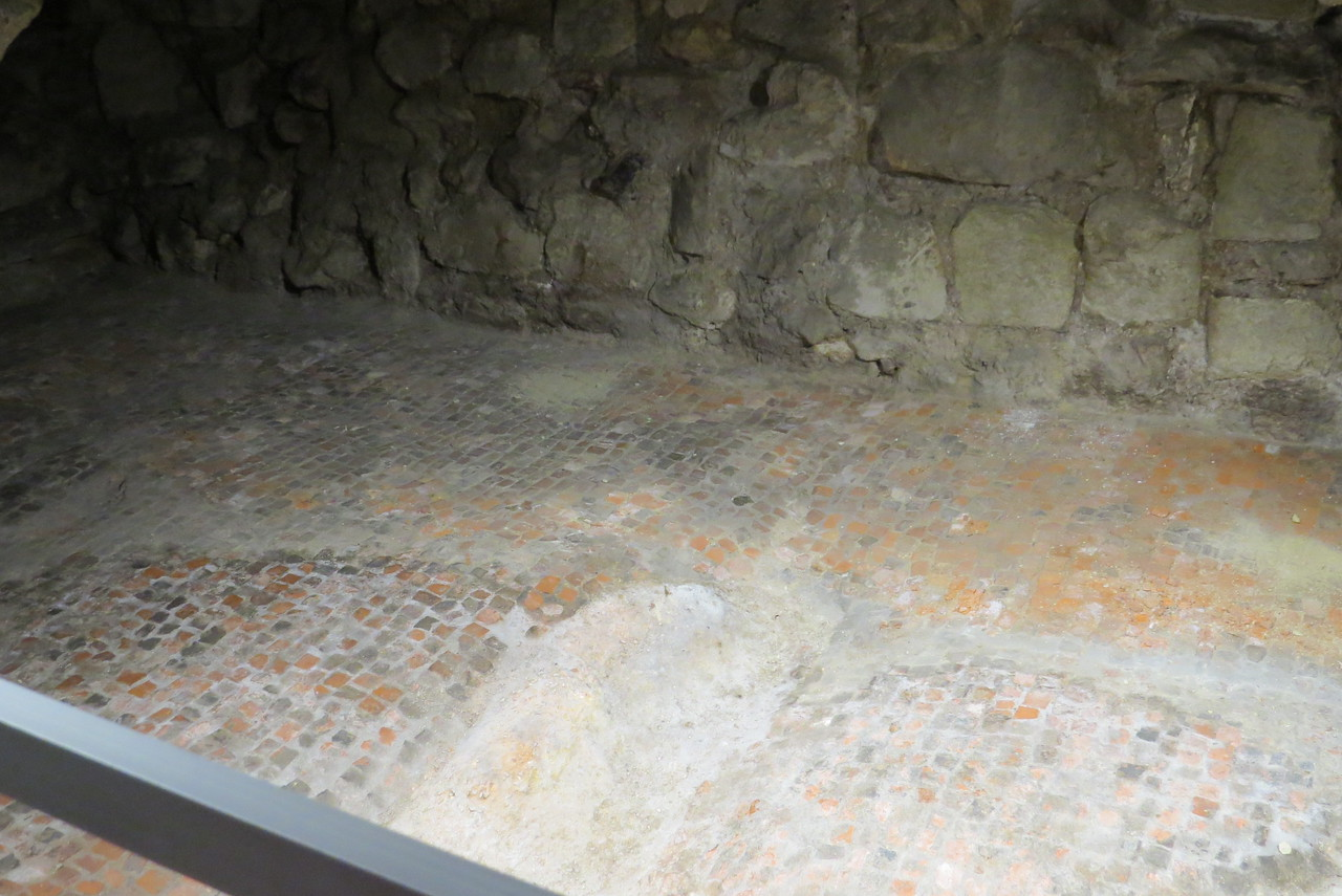 Roman Pavement
