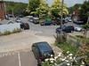 Pic by Liz <br /> <br /> Station Car - Park from Footbridge