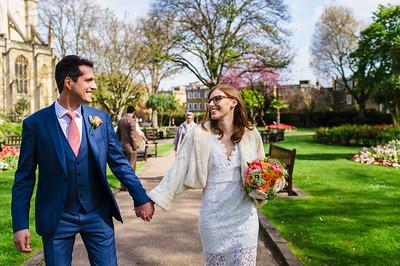 London Wedding - April 5, 2017