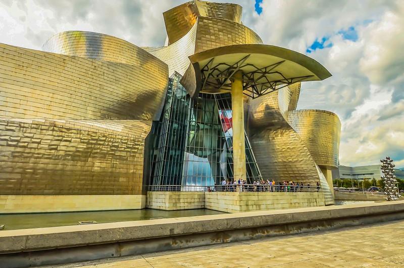 Guggenheim Museum, Bilboa, Spain