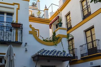 Historic Jewish Quarter, Seville