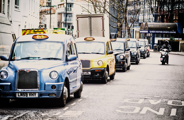 Cabbies of Victoria