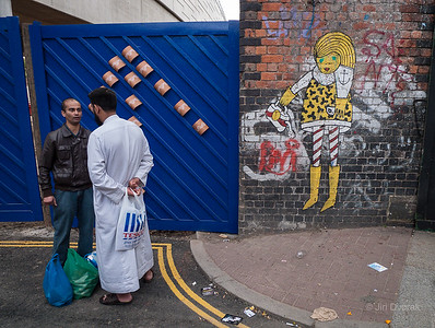 Brick Lane, London, UK