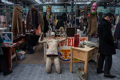 Spitalfields, London, UK