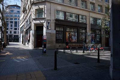 Houghton Street towards Kingsway