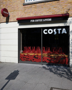 Shuttered Costa, The Cut
