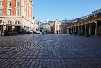 Covent Garden, empty