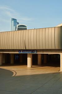 Empty London Bridge Station