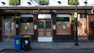 Closed up Woolpack