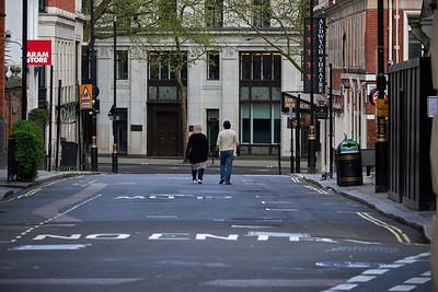 Drury Lane the new pedestrian street