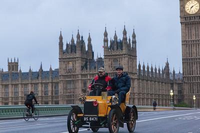 London to Brighton Veteran Car Rally November 2014