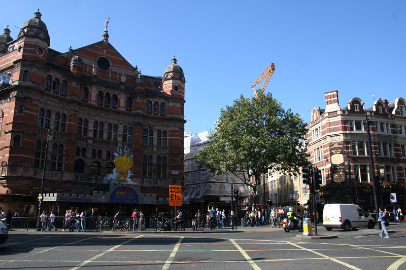 Cambridge Circus