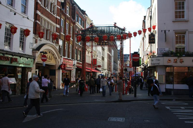 Gerrard Street, Chinatown