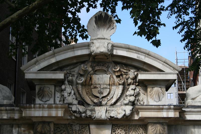 Water Gate, Victoria Embankment Gardens