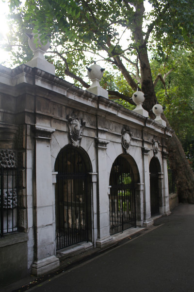 Water Gate, Victoria Embankment Gardens