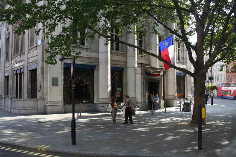 The Texas Embassy