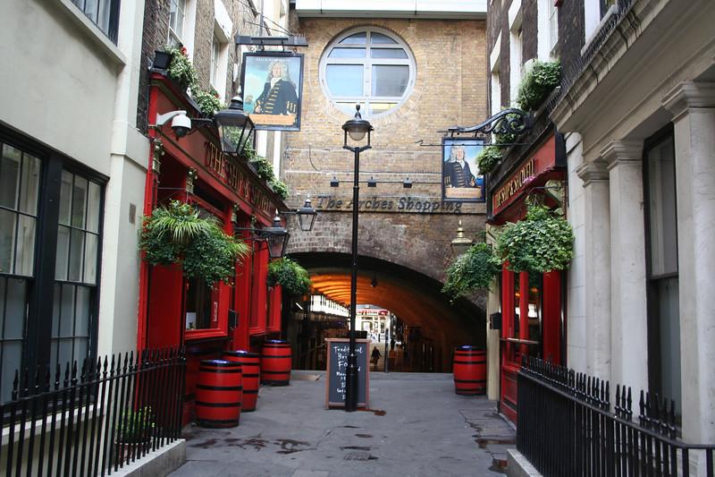 The Ship and Shovell Pub