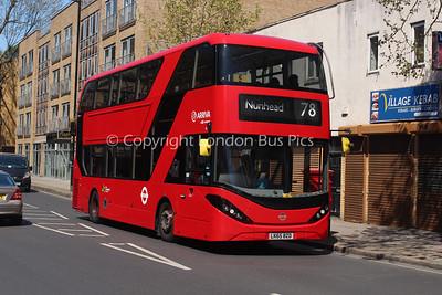 TFL London Operators
