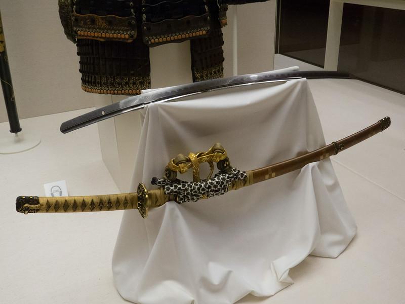 Katana blade by Sukesada
