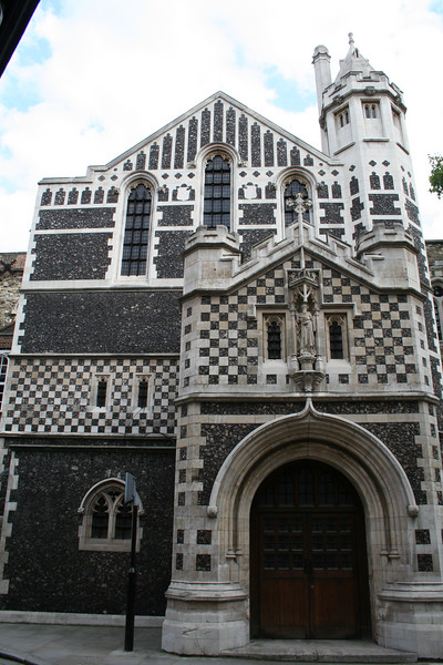 St Bartholomew the Great