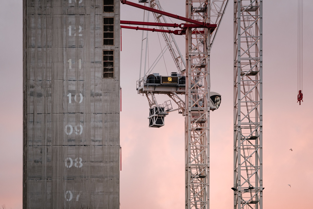 Building a new tower in London