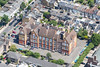 Aerial photo of Thomas's School.