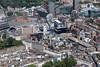 Aerial photo of Pimlico in London.