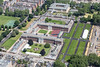 Aerial photo of The Royal Hospital Chelsea.