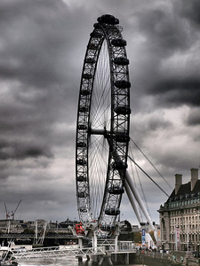 London Eye. Photo: Martin Bager.