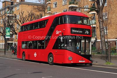 LT879, LTZ1879, London General