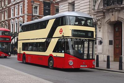LT50, LTZ1050, London General